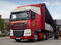 DAF XF105s for Moorhouse