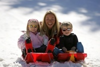 Family ski packages for February half-term