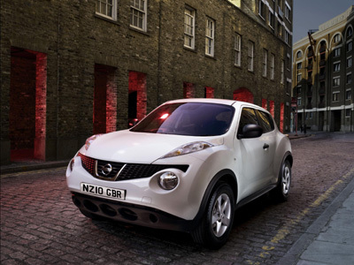 Nissan Juke Crossover - excellent residual values | Easier
