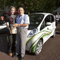 Mitsubishi i-MiEV awarded Best City Electric Vehicle