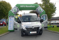 Vauxhall's MPG Marathon virgin turns fuel-miser in Movano