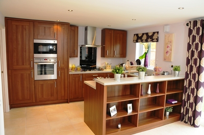 Doors open to new redrow homes in doncaster easier for New home kitchen designs