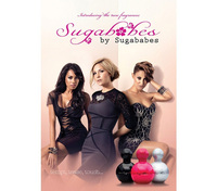 Sugababes launch first fragrance collection