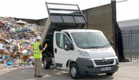 Citroen's strong LCV presence at Interbuild
