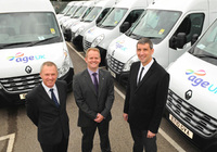 Age UK adds 16 Renault Master Vans to its fleet