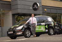 Addison Lee Galaxy is MPG star