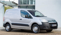 Citroen Berlingo - emissions reduced and economy improved
