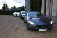 Maserati supports the Jodie Kidd Foundation