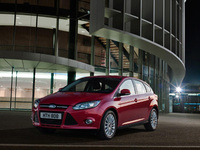 Next-generation Ford Focus gears up for launch