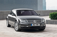 New Volkswagen Phaeton prices announced
