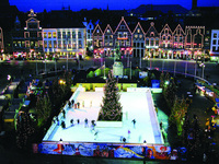Discover Christmas in Bruges