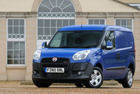 Fiat Doblo Cargo - Fleet Van of the Year 2010