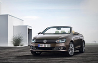 Volkswagen Eos - new look and greater economy