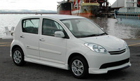 Perodua Myvi - new variants available