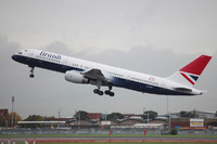 Original livery in as 757s bow out at BA