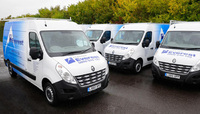 Renault Master and Megane Sport Tourer clear choice for Everest