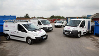 Wakefield and District Housing's 350+ Solus Citroen LCV deal
