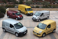 Renault - Most Improved Van Manufacturer of the Year