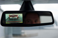 Latest Ford Fiesta boasts expanded rear mirror view