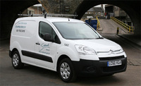 Citroen dual fuel vans for Southwark Council's award-winning fleet