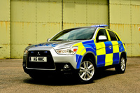 Mitsubishi awarded preferred supplier of 4x4's to UK Police Forces