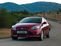Ford holds first global test drive of all-new Ford Focus