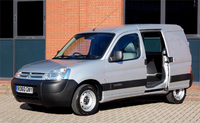Citroen Berlingo First 750 - packing an even bigger payload punch