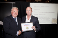Brazil agent gets gold in OPP Awards for Excellence 2010