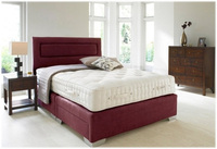 Exclusive handmade beds at Furniture Village