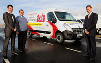 Safestyle takes delivery of 170 Renault Master vans