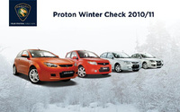 Get a free winter check with Proton at selected garages