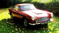 Pre-eminent Aston Martin DB4 set for auction cameo