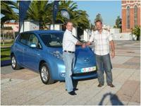 Green Motion goes zero emissions with Nissan Leaf