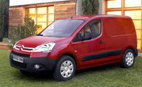 Citroen Berlingo LX - now there is a 2 seater