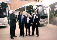 Scania Irizar PBs for Premiere Travel