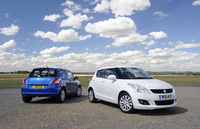 Double award for Swift at 2010 Scottish Car of the Year Awards