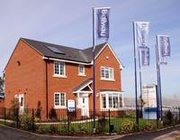 Bellway's new showhome at its Oaklands development in Castle Bromwich