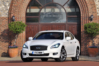 Petrolheads first to enjoy Infiniti's new diesel