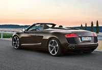 Audi R8 V10 Spyder - Scottish Drop Top of the Year
