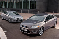 Latest Ford Mondeo with hi-tech EcoBoost engine