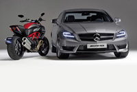 AMG to cooperate with Ducati