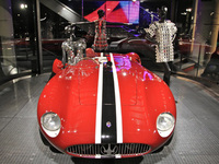 Maserati and Paco Rabanne exhibition