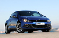 BlueMotion Technology available on Scirocco and Passat CC