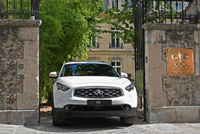 Infiniti appointed Automotive Partner of Relais & Châteaux