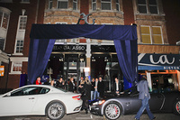 Maserati supports first anniversary of boutique Angelo Galasso