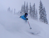 Snow blankets Canada's ski resorts