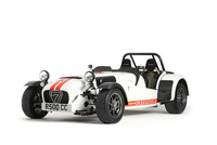 The Stig's Caterham R500 takes its final bow