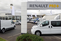 Successful first year for Renault Pro+ Centres