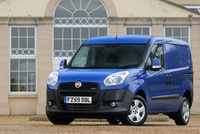 Fiat Doblo Cargo named What Van? Light Van of the Year