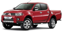 Mitsubishi L200 wins What Van? Pick-up of the Year